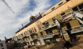 Bécsbe tervezik a világ legmagasabb faházát