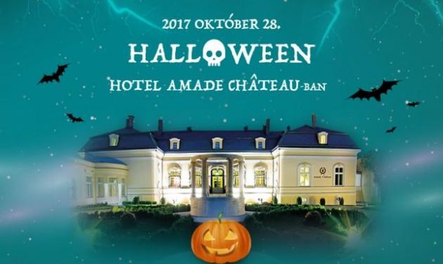 Halloween az Amadék kísértetkastélyában - október 28.
