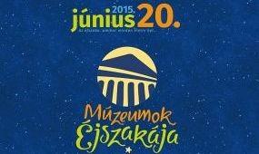 Kétezer program a Múzeumok Éjszakáján