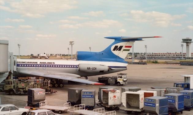 Nyugdíjazták az utolsó Tu-154-est Oroszországban