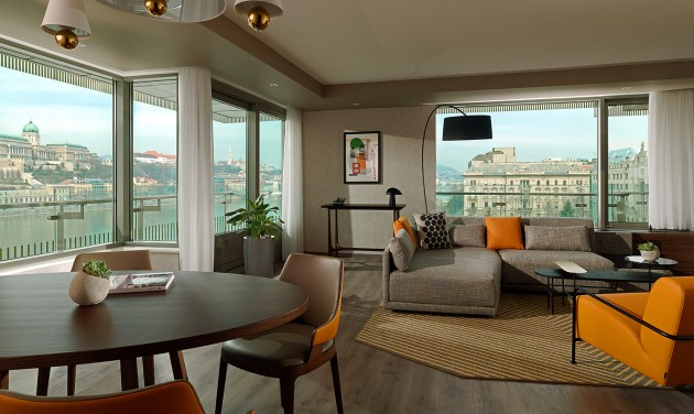 Megújultak a Budapest Marriott Hotel szobái