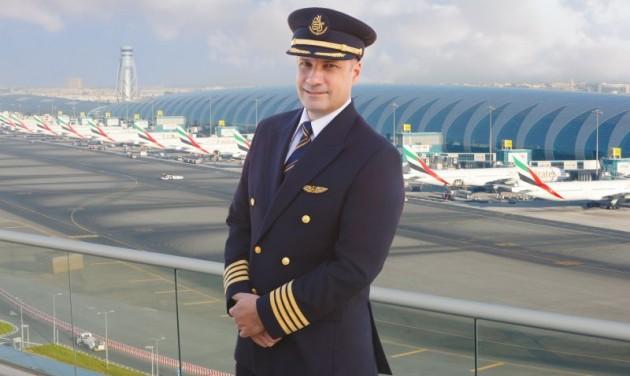 Budapesten toboroz pilótákat az Emirates