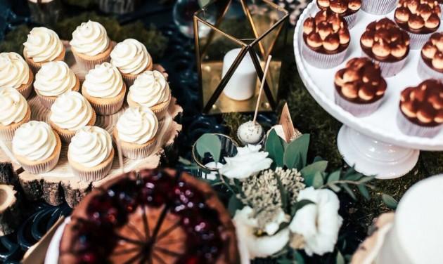 Egyedi cupcake-ek és #supersales rosé a MICE Business Dayen