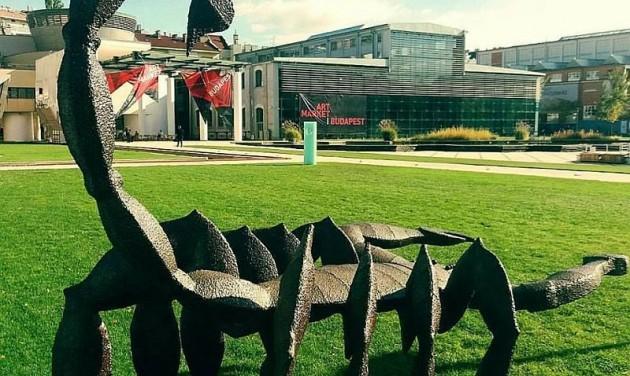Kiemelkedő sikerrel zárt az Art Market Budapest 2017