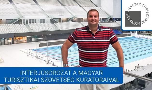 Czene Attila: világszínvonalú sporteseményeket, itthoni környezetben!