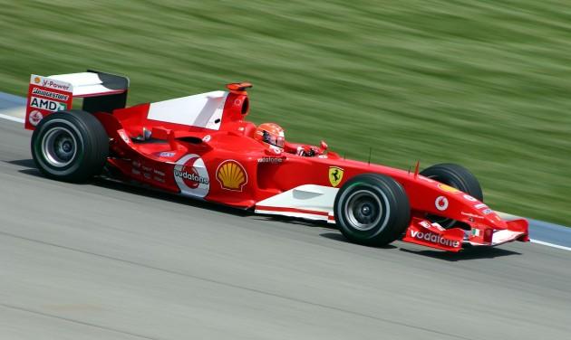 Schumacher-kiállítás nyílik a Ferrari Múzeumban