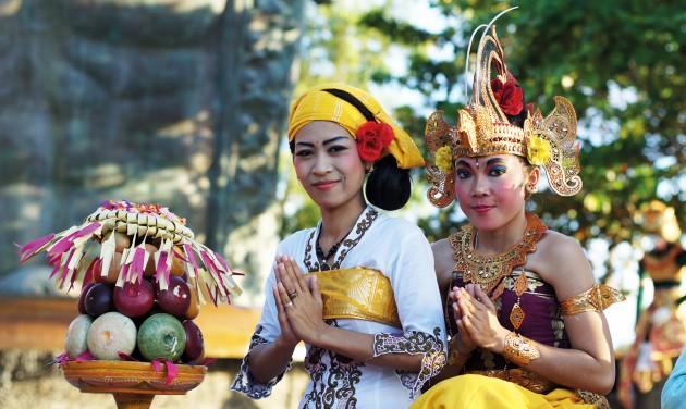 Indonézia, Bali kedvelt ajánlatai a Mouzenidis Travelnél