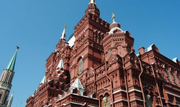 Erősödő beutazás, csökkenő kiutazás Oroszországban