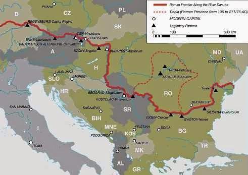 A Limes jegyében fejlődhet a Duna-menti turizmus