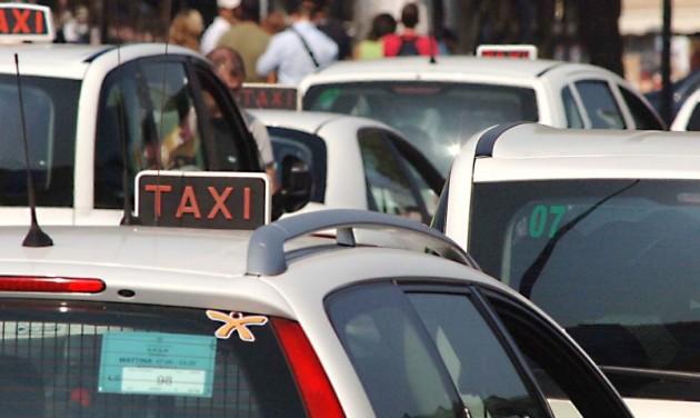 Elégedetlenek az olasz taxisok