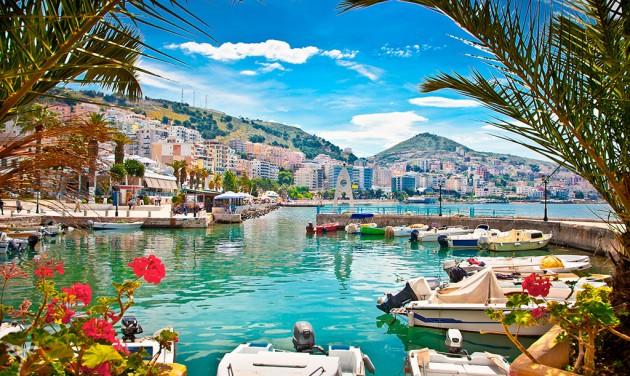 Albán charter és Montenegró a Robinson Tours-nál