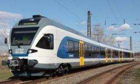 Vasúti közlekedés a hosszúhétvégén