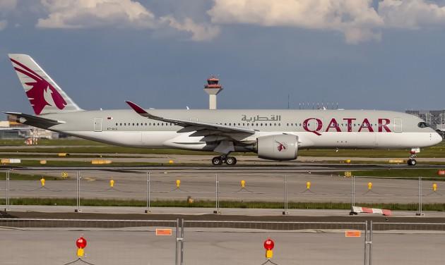 Megegyezett a Qatar Airways és az USA