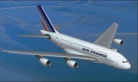 2800 fős leépítés az Air France-nál