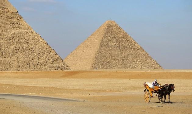Egyre több magyar utazik Egyiptomba