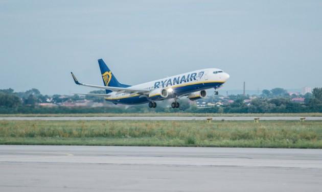 Bírósághoz fordul a Ryanair az állami támogatások miatt