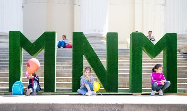 Múzeumok Majálisa a megújult Múzeumkertben