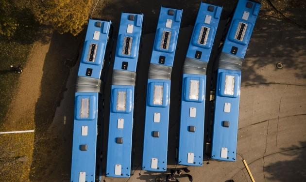 Folytatódik a Volánbusz járműállományának megújítása