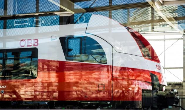 Új időszámítás az osztrák közlekedésben: jön az Airail