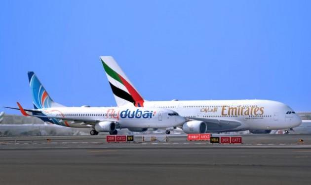 Budapest az Emirates és a flydubai együttműködésében