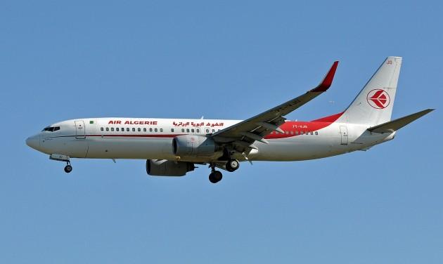 Változik az Air Algerie budapesti járatainak menetrendje