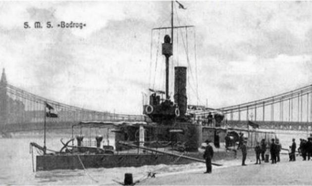 Múzeummá alakítják a Bodrog monitorhajót
