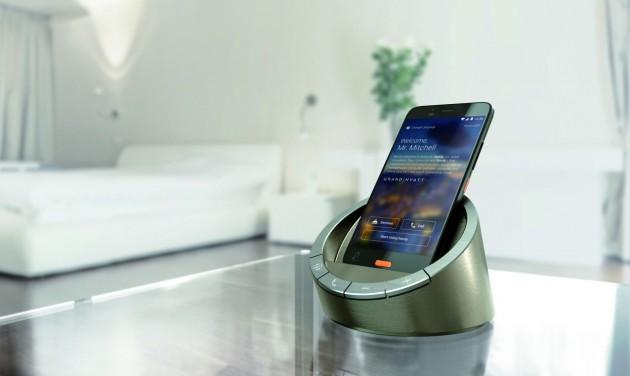 Új innováció: handy, a szállodai okostelefon-rendszer