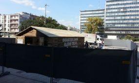 Köztéri barakk kiállítás nyílik szerdán Győr belvárosában