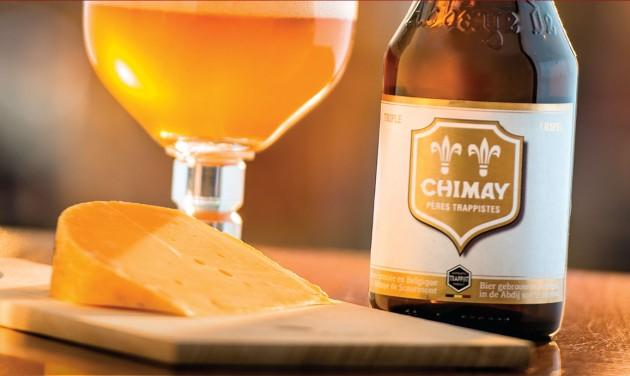 Belga sörvacsorák és kóstolók egy éven át