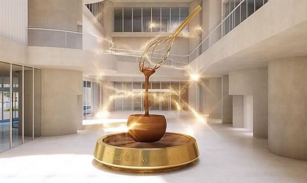 Megnyílt a világ legnagyobb csokimúzeuma