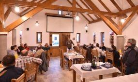 Új, rendezvényhelyszínként is működő borozó Nemesnádudvaron