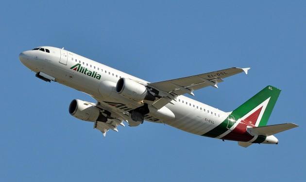 Kivonul a térségből az Alitalia