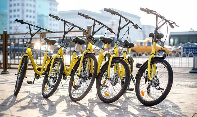 Versenytársat kapott a bécsi közösségi bicikli