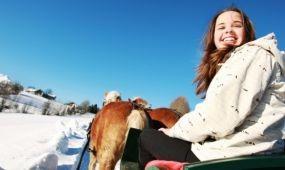 Csak lesel - fehér pillanatok és téli élmények Alsó-Ausztriában