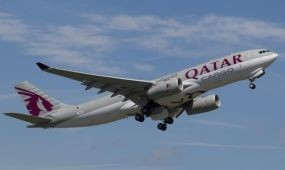 Budapestre jön a Qatar Cargo