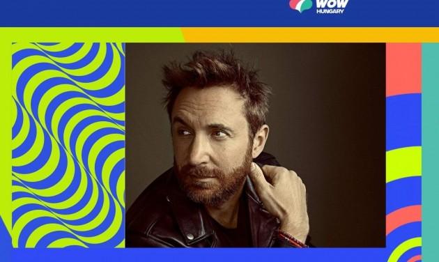 David Guetta lesz Palvin Barbara mellett az MTV EMA showjában
