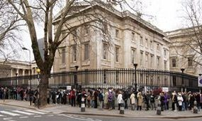 Továbbra is a British Múzeum a legnépszerűbb Nagy-Britanniában