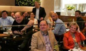 Arany kulcsok találkozója egy Michelin-csillaggal