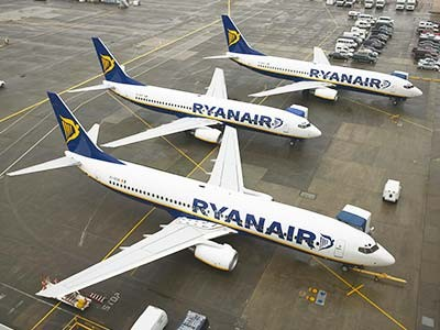 Nőtt a Ryanair nyeresége