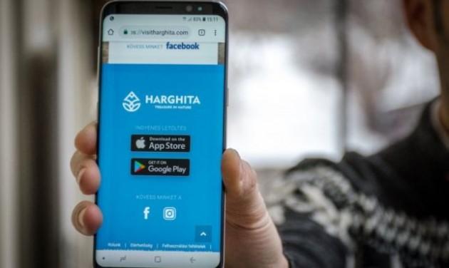 Visit Harghita! – mobilapp a romániai megyének