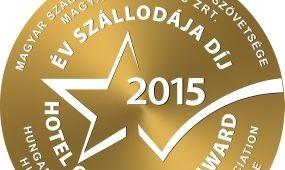 FELHÍVÁS az Év Szállodája 2015 gálán való részvételre