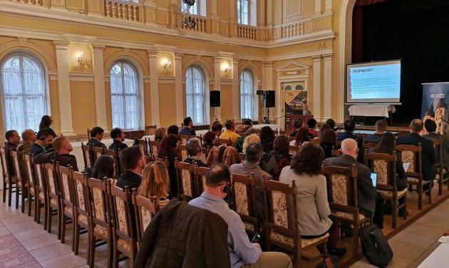 Turisztikai konferencia a Dunamentén