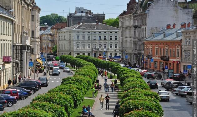 Budapest-Lviv a Ryanairrel