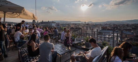 Újra keresi Budapest legszebb teraszait a Főváros