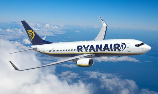 Továbbra is közlekedik a Ryanair London-Budapest közötti járata