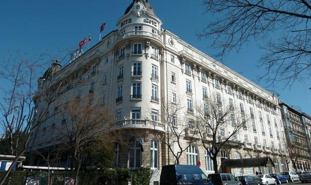 Halálos baleset a madridi Ritz felújítása során