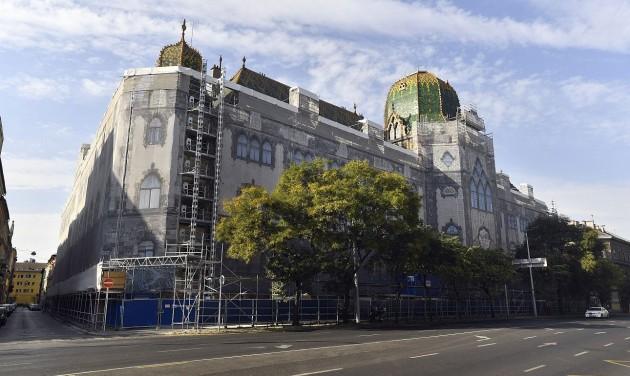 Új engedélyezési terv az Iparművészeti Múzeum felújítására