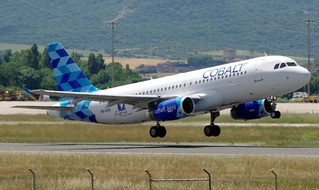 Bővíti hálózatát a Cobalt Air