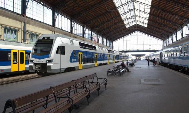 Emeletes vonatokat vesz a MÁV-Start