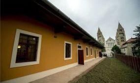 Turisztikai információs központ lesz a pécsi Virágh-ház